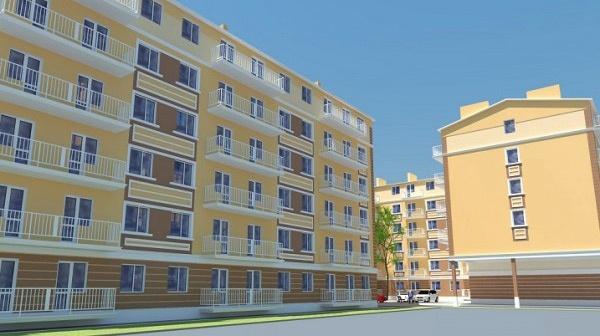 Жилой комплекс ЖК Новый Люстдорф, фото номер 4